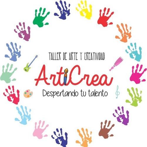 taller de arte y creatividad articrea