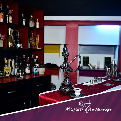 taller de bar, ayudante, bartender y gerente de bar