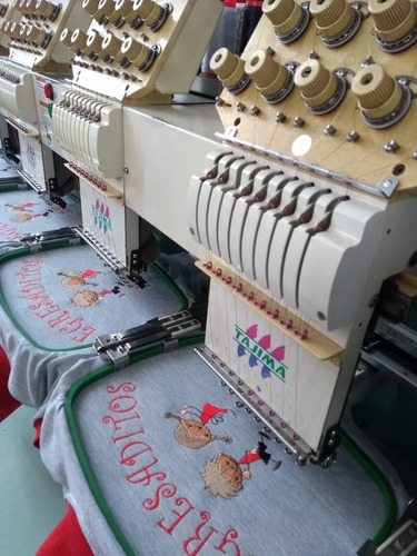 taller de bordados ,ropa de trabajo
