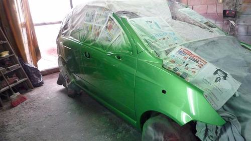 taller de chapa y pintura artesanal