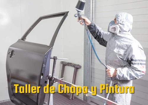 taller de chapa y pintura - presupuestos para seguros