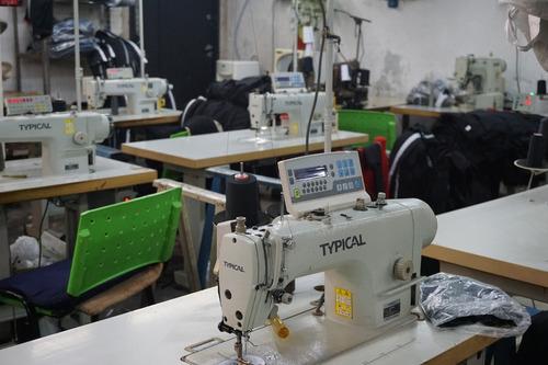 taller de confección de pantalones