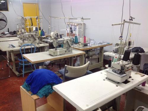 taller de confecciones - remalle, recta y recubierto