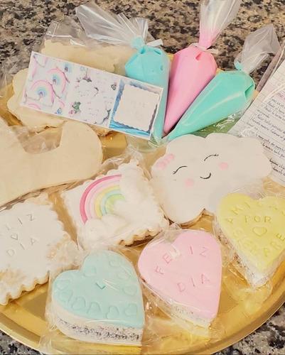 taller de cookies para decorar/ galletitas para decorar