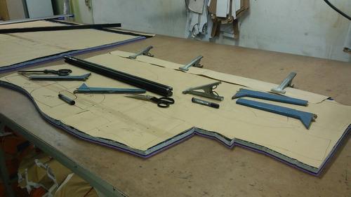 taller de corte textil