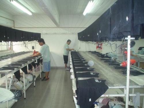 taller de corte,confección,estampa,ojales y moldería textil