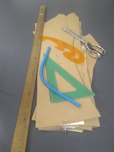 taller de diseño, molderia, corte y confeccion de prendas