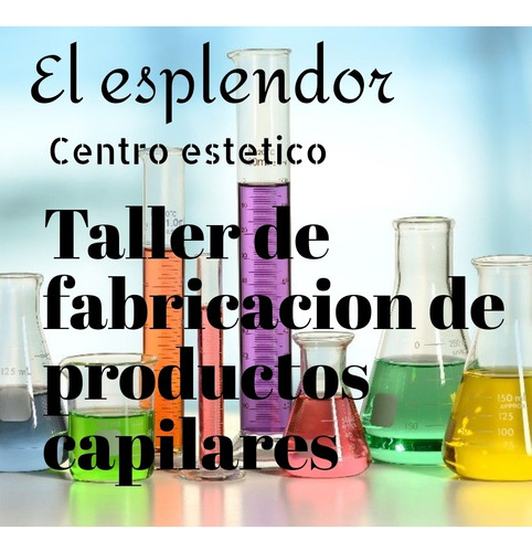 taller de fabricacion de productos capilares online