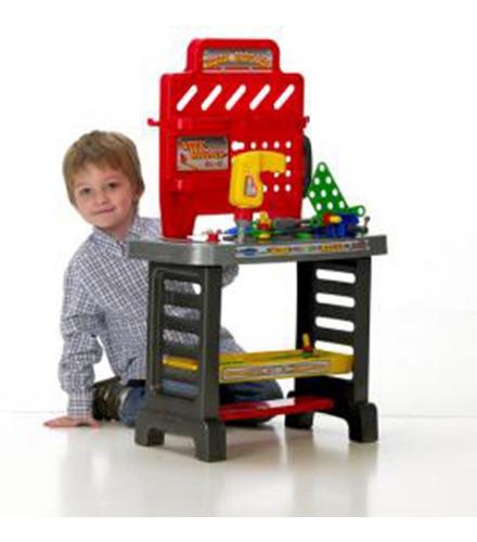 taller de herramientas work master rondi 3116 babymovil