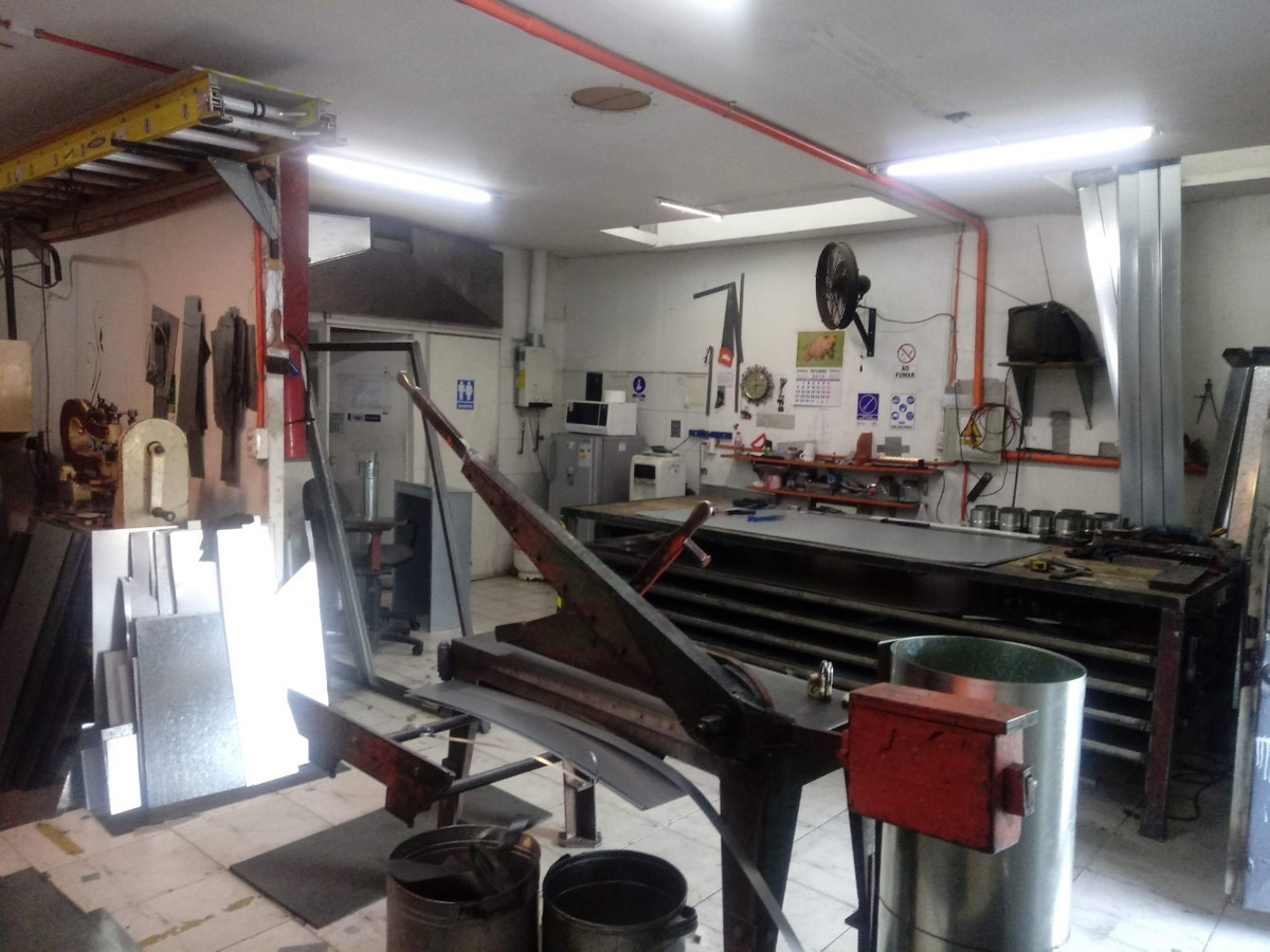 taller de hojalatería en venta