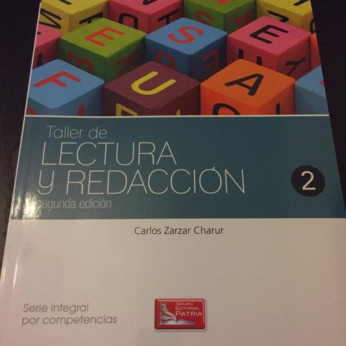 taller de lectura y redacción 2 por competencias