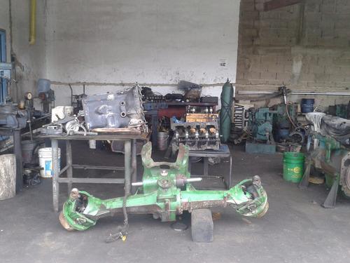 taller de maquinaria y repuestos john deere / perkins / ford