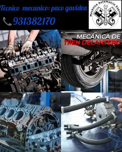 taller de mecanica y electronica automotryz