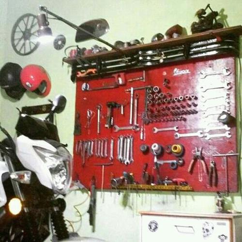 taller de motos ,mecanico, electricidad, centrado de llantas