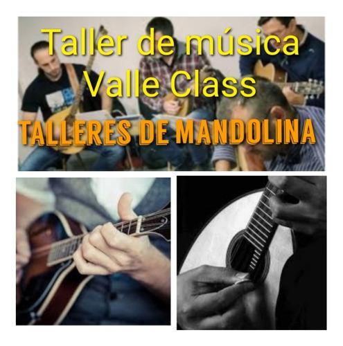 taller de música  valle class  inscripciones abiertas
