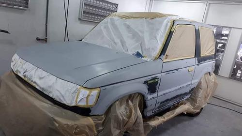 taller de pintura y mecanica