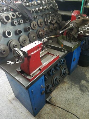 taller de rectificación  de discos y campanas.