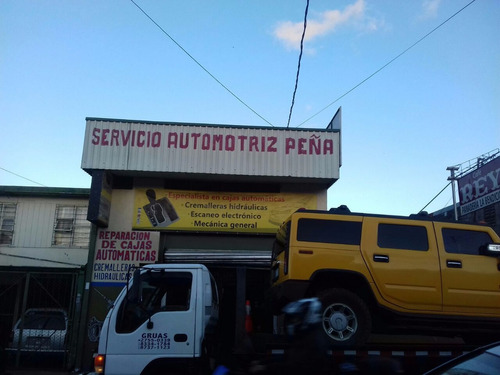 taller de reparación de cajas automáticas