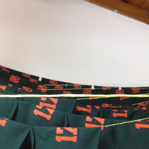 taller de serigrafìa textil ( estamperìa textil )
