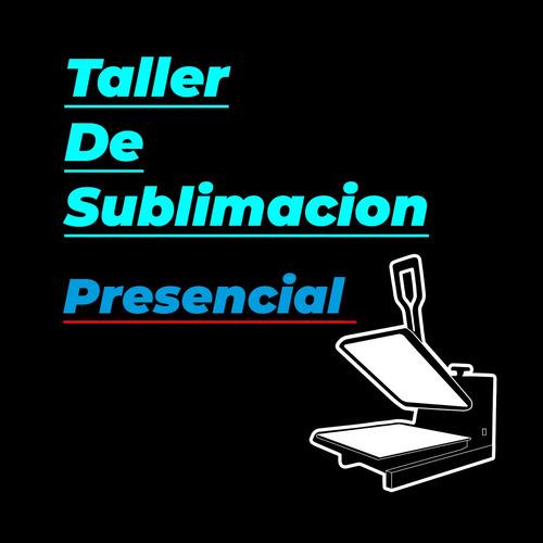 taller de sublimacion