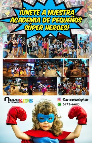 ¡taller de súper-poses (auto-confianza) para niños y niñas!