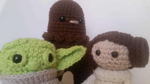 taller de tejido crochet amigurumi