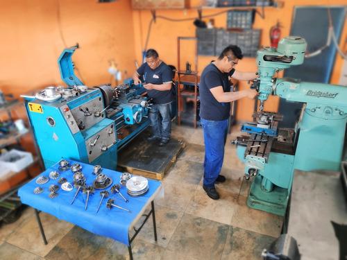 taller de turbos nuevos reparaciones instalaciónes maquinado