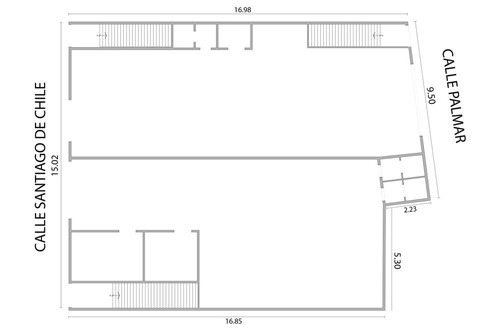 taller  doble frente y salida a 2 calles liniers