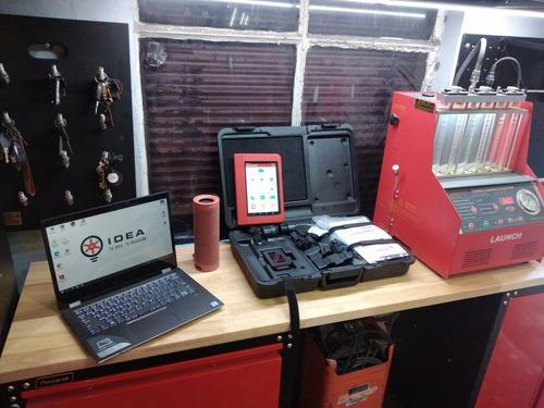 taller escaneo, electricidad, inyeccion, domicilio
