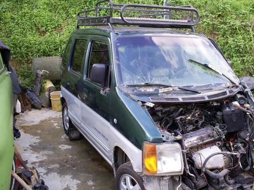 taller especialista repuestos usados wagon r.