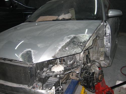 taller integral del automovil chapa y pintura