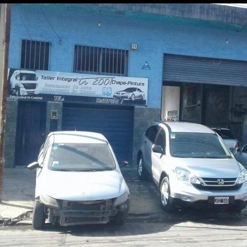 taller integral ti2001 // chapa-pintura-chocados// seguros\\