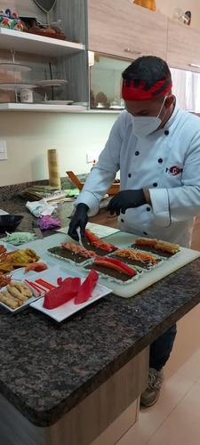 taller intensivo de sushi (clases,curso,seminario) ccs y vln