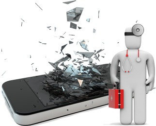 taller iphone huawei samsung - pantallas y más - electrotech