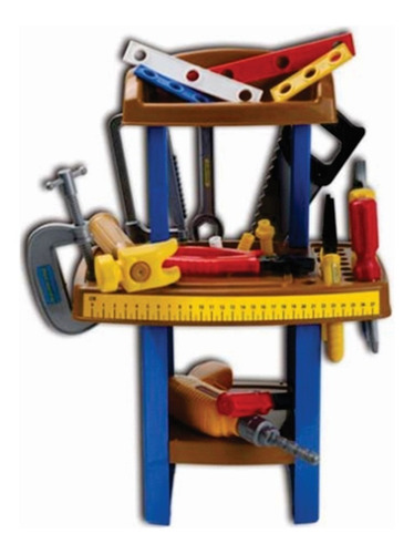 taller juguete herramientas