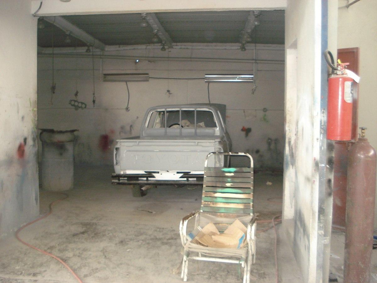 taller mecánica-pintura-electricidad us$580,000