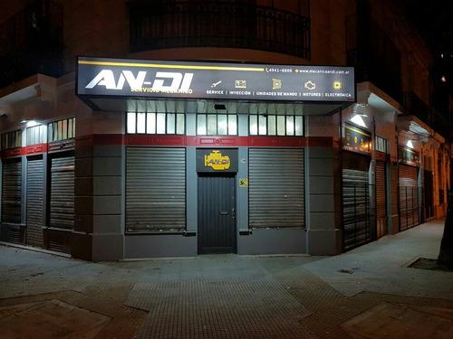 taller mecanico an di (desde 1956) pagos con tarjeta