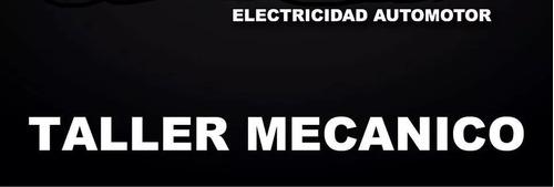 taller mecánico electricidad auto villa luro calefacción