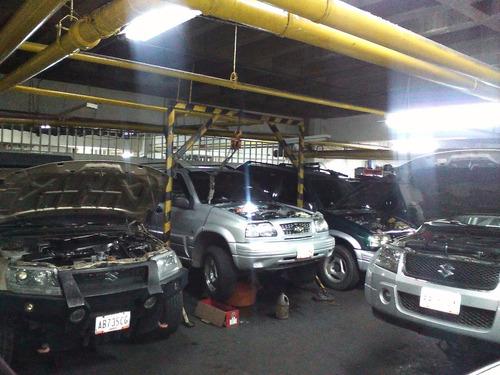 taller mecanico especializado en grand vitara