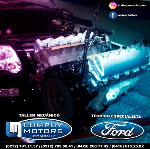 taller mecanico ford