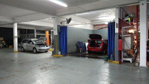 taller mecánico integral