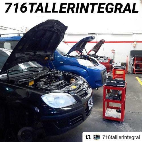 taller mecánico integral automotor