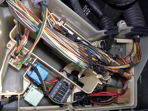 taller mecánico - inyección electrónica - electricidad
