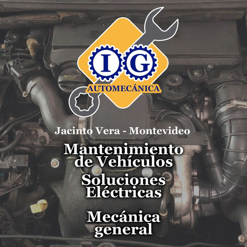 taller mecánico, inyección y electricidad automotriz