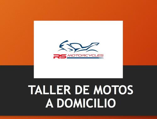 taller mecánico motos domicilio motos traslado motos mclab
