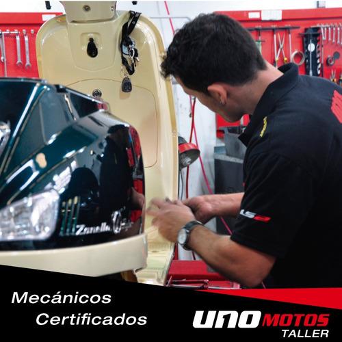 taller mecanico motos service oficial yamaha zanella motomel