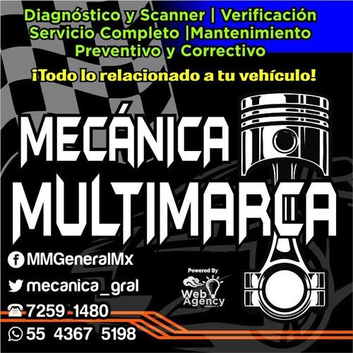 taller mecanico multimarca
