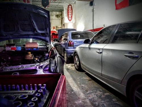 taller mecánico y  electricidad automotriz