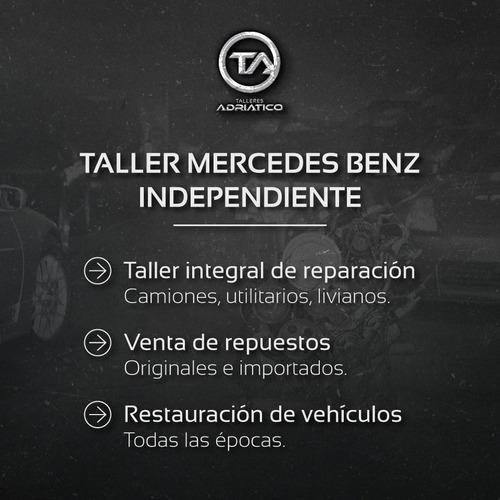 taller mercedes benz indepen www.talleresadriatico.com.ar