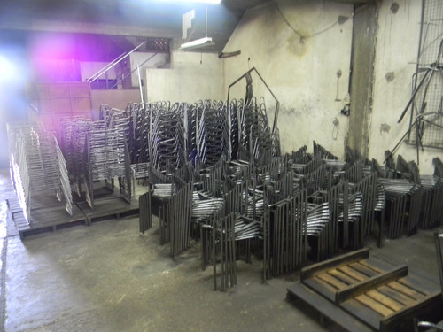 taller metalurgico soldaduras y doblados de caños